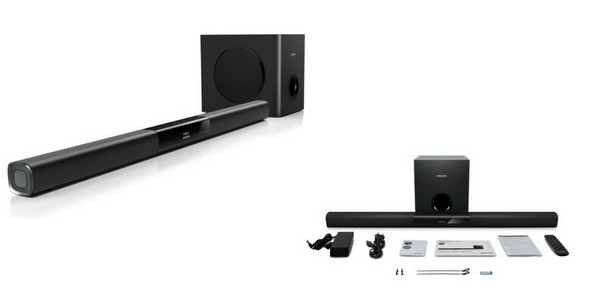 barre de son philips htl3140B